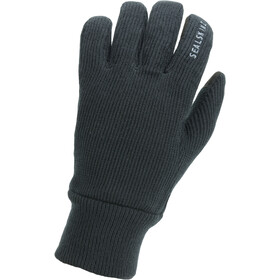 Sealskinz Windproof All Weather Knitted Gloves black